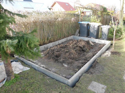 fundament f r gartenhaus selber machen my blog. Black Bedroom Furniture Sets. Home Design Ideas