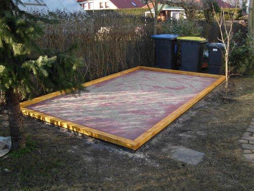 Gartentisch Holz Selber Bauen Anleitung ~ Gartenhaus selber bauen  Kleingartengestaltung  kleingarten ideen de