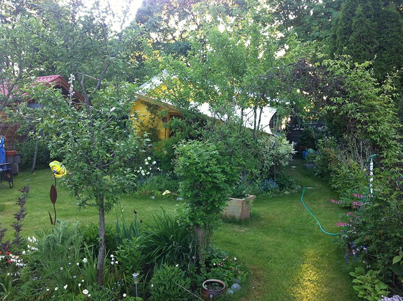 Gartenplanung kostenlos - Kleingarten Ideen
